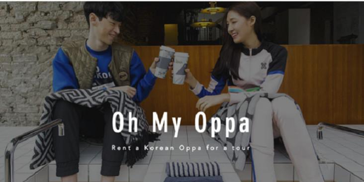Oh My Oppa (sumber: screengrab/ohmyoppa.com)