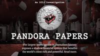 Ilustrasi Pandora Papers.
