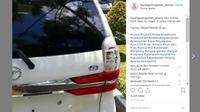 Toyota Avanza 2019 varian G (@toyotagreengarden_jakarta/Instagram)
