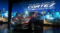 Wuling Cortez menjadi penantang Toyota Kijang Innova. (Arief/Liputan6.com)