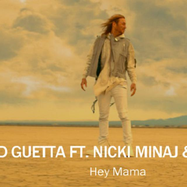 Lirik Lagu David Guetta Feat Nicki Minaj Dan Afrojack Hey Mama News Entertainment Fimela Com