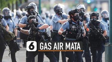 Beberapa waktu ini di Amerika sering terjadi demo akibat kematian George Floyd. Polisi disana sering menggunakan gas air mata untuk membubarkan massa. Dan ternyata gas air mata dapat perparah penyebaran virus Corona.