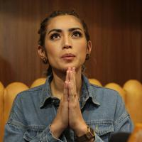 Ditemui di acara meet n greet Jessica Iskandar bersama Jessilicious, di kawasan Senopati, Jakarta Selatan, Sabtu (8/2/2020), Jedar mengatakan kalau dirinya ingin memiliki restoran.(Adrian Putra/Fimela.com)