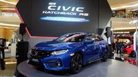 New Honda Civic Hatchback RS (Arief/Liputan6.com)