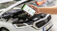Skoda kembangkan aplikasi pendeteksi kerusakan mobil lewat suara (Carscoops).