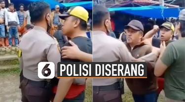 Pelaku penyerangan berhasil diamankan Resmob Polda  Sulsel, Selasa (7/7/2020) pagi.