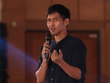 CEO Brodo Buka Rahasia Lihat Peluang Bisnis di EGTC 2018 Bandung
