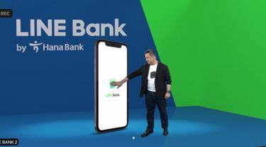 Line Bank Resmi Meluncur di Indonesia