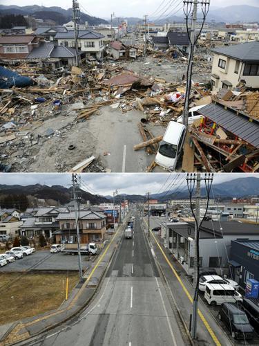 Melihat Kembali Kehancuran Jepang Akibat Tsunami 10 Tahun Lalu
