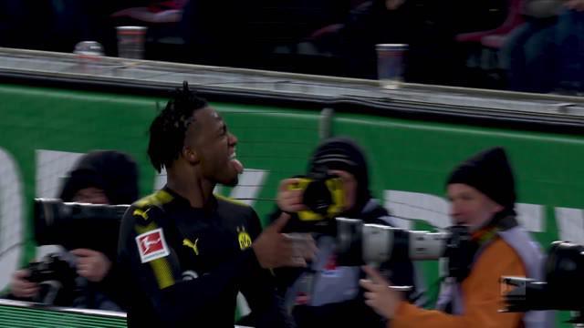 Berita video mengenai kisah para striker bernomor 9 di Borussia Dortmund dalam mencetak gol. Mulai dari Robert Lewandowski, Aubameyang hingga Erling Haaland.