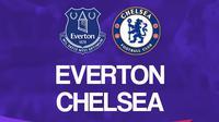 Liga Inggris: Everton vs Chelsea. (Bola.com/Dody Iryawan)