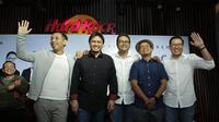 Preskon konser reuni Jikustik (Bambang E. Ros/Fimela.com)
