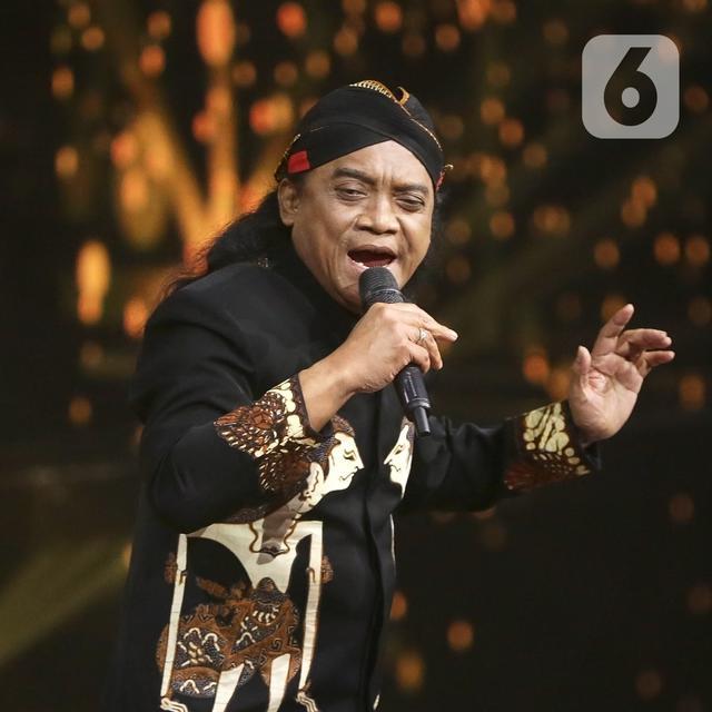 Didi Kempot Meninggal Dunia Sobat Ambyar Patah Hati Citizen6