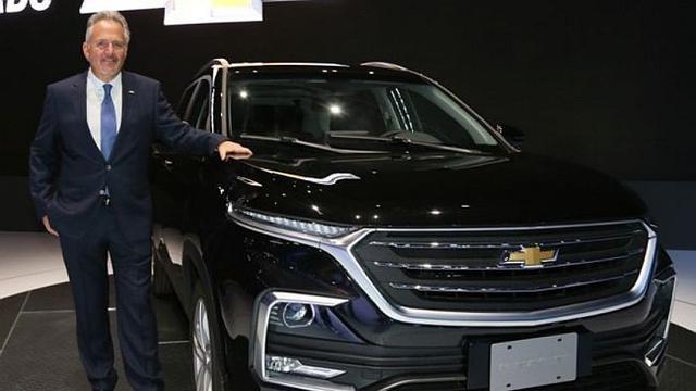 Captiva 2019 Chevrolet Dengan Cita Rasa Wuling Suv