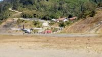 Lapangan terbang Sugapa, Kabupaten Intan Jaya, Papua