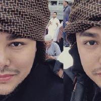 Biasanya dikritik, selfie desainer ini menuai pujian dari netizen. (Sumber foto: ivan_gunawan/instagram)