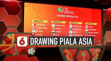 Dari hasil undian Piala Asia U16 yang digelar tertutup di Kuala Lumpur, Malaysia Timnas Indonesia berada di grup berat.