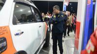 Menteri ESDM Ignasius Jonan blusukan ke SPBU di Tol Trans Jawa (Foto: Dok Kementerian ESDM)