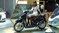 Honda SH150i menggoda segmen skutik
