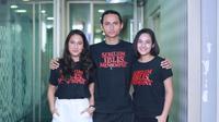 Film Sebelum Iblis Menjemput akan menjadi kenangan yang tak terlupakan bagi Chelsea Islan dan Pevita Pearce.(Adrian Putra/Bintang.com)