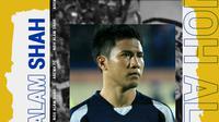 Arema FC - Noh Alam Shah (Bola.com/Adreanus Titus)