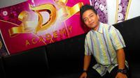 Salah satu finalis asal Mojokerto, Febero Hadi Krisyanto atau yang lebih dikenal dengan Febro D'Academy.