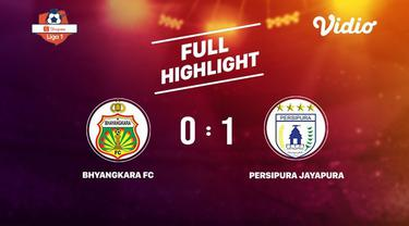Berita video highlights kemenangan Persipura Jayapura atas Bhayangkara FC dalam lanjutan Shopee Liga 1 2019 di Stadion Patriot Candrabhaga, Bekasi, Minggu (21/7/2019).