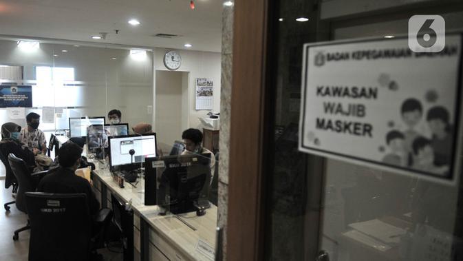 Pemprov DKI Tak Akan Tutup Seluruh Gedung Kantor yang Pegawainya Positif Covid-19