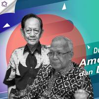 Duka beruntun kepergian Amoroso Katamsi dan Deddy Sutomo. (Foto: Nurwahyunan/Bintang.com Desain: Nurman Abdul Hakim/Bintang.com)
