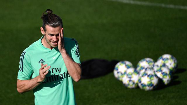 Peek Preparation for Real Madrid Players Ahead of Club Brugge Jamu