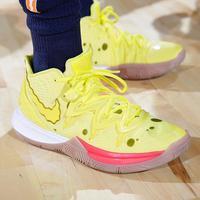Intip apiknya koleksi sepatu basket SpongeBob dari Nike (Foto: instagram/sneakersculturebr)