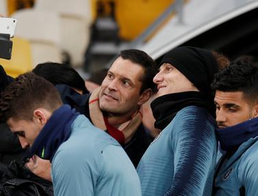 Jelang Hadapi Dynamo Kiev, Pemain Chelsea Jadi Buruan Selfie