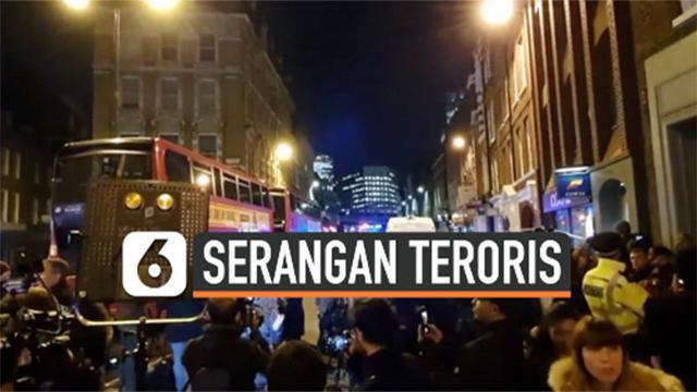 VERTICAL TEROR LONDON