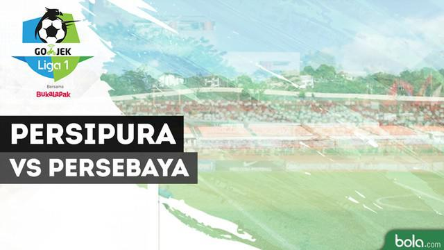 Berita video gol-gol yang tercipta pada laga Gojek Liga 1 2018 bersama Bukalapak antara Persipura Jayapura melawan Persebaya Surabaya yang berakhir dengan skor 3-1, Selasa (30/10/2018).