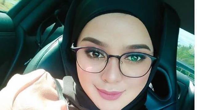 Sosialitas Malaysia Nabilah Zulyadaini. (dok.Instagram @muabellaz/https://www.instagram.com/p/B1f8UOBnxAT/Henry)