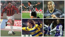 Tahun 90an merupakan era kejayaan bagi Serie A, seluruh bintang top dunia berebut untuk mentas di negeri spageti. Berikut 10 striker top yang bermain di Serie A era 90an.