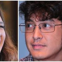 Nadine Chandrawinata dan Dimas Anggara (Bintang Pictures)