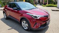 Toyota C-HR jadi salah satu line up terbaru PT Toyota Astra Motor sebagai agen tunggal pemegang merek mobil Toyota di Indonesia (Herdi/Liputan6.com)