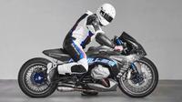 BMW Motorrad mengembangkan prototipe superbike yang dinamakan Achilles. (Zigwheel)