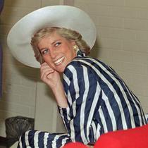 Putri Diana (PATRICK RIVIERE / AFP)