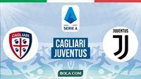 Serie A: Cagliari vs Juventus. (Bola.com/Dody Iryawan)