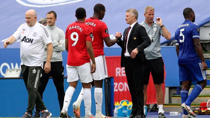Jadwal Manchester United di Premier League 2020 / 2021 ...