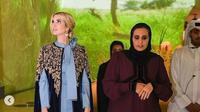 Ivanka Trump mengunjungi Museum Nasional Qatar (Dok.Instagram/@ivankatrump/https://www.instagram.com/p/B6GwktXh3D5/Komarudin)