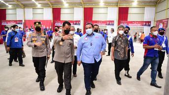 Ada Vaksinasi Massal Khusus untuk Buruh di Tangerang, Ini Lokasinya