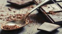 Dark chocolate atau cokelat hitam (iStock)