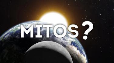 Peristiwa gerhana bulan memiliki mitos-mitos yang tersebar di bebarapa tempat di dunia.