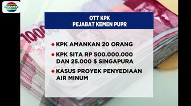 Menteri PUPR Basuki Hadimuljono langsung menggelar jumpa pers terkait OTT KPK ini. Basuki menyesalkan kejadian ini, namun ia menyerahkan semua penyelidikan ke KPK.