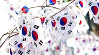 Bendera negara Korea Selatan