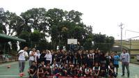 IBL Berakhir, Bintang NSH Gelar Training Camp di Sukabumi (Istimewa)
