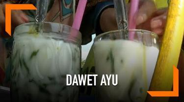 Dawet ayu adalah minuman khas dari Kabupaten Banjarnegara. Dawet ayu terbuat dari campuran tepung bers dan tapioka. Es Dawet ayu cocok sebagai minuman untuk berbuka puasa.